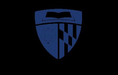 JHU university shield